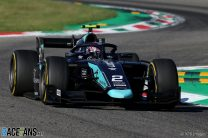 Ticktum stops on track after second win at Monza