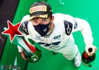 Gasly: I'm ready for Red Bull return