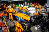 """No change this year to red flag tyre rule which Norris called """"stupid"""""""