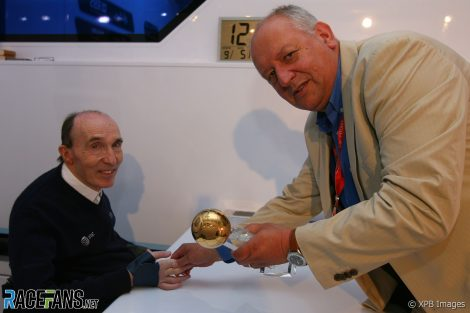 Frank Williams, Dieter Rencken