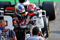 """Grosjean """"obviously jealous"""" but pleased for Gasly after win"""