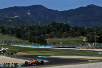 """""""That's what it should be"""": Norris satisfied with Mugello's punishing confines despite crash"""
