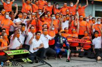 """The """"sporting humility"""" Sainz and Norris share with three champions"""