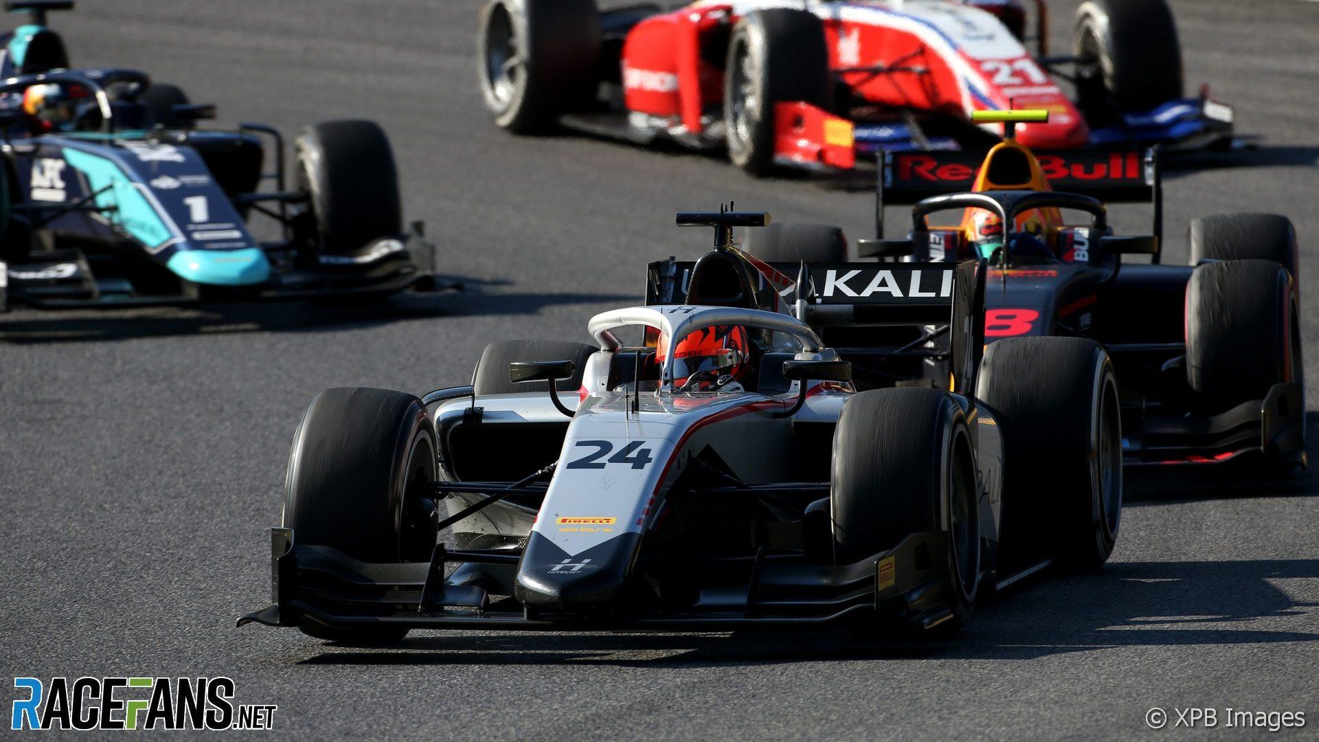 Nikita Mazepin, Formula 2, Mugello, 2020