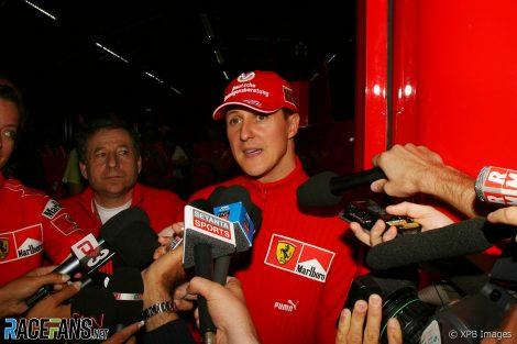 Michael Schumacher, Ferrari, Monaco, 2006