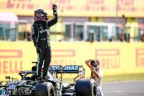 Hamilton poised to beat Schumacher's wins record as well as winning rate
