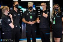New Williams owners make first appearance at race
