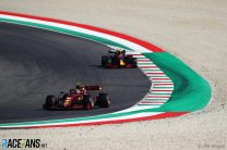 """Drivers want more gravel traps but they're """"not the solution everywhere"""", says Masi"""