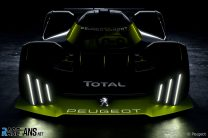 Peugeot reveals first images of 2022 Le Mans Hypercar project