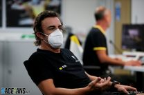 Alonso is 'like a big shark – he sees the blood and wants to attack' – Abiteboul