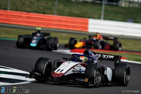 Louis Deletraz, Charouz, Silverstone, 2020