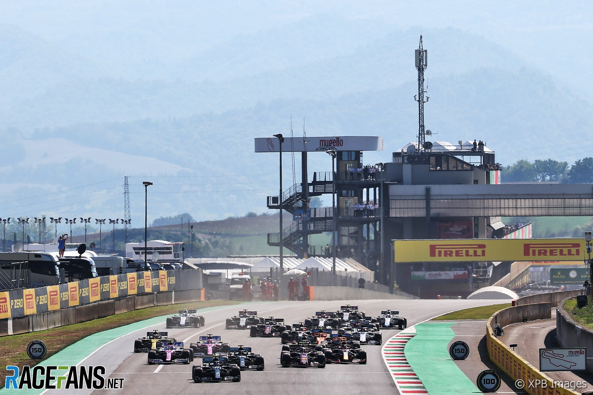 2021 F1 calendar: Which new races are likely to return? · RaceFans