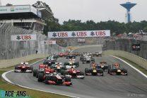 Motor Racing – Formula One World Championship – Brazilian Grand Prix – Race Day – Sao Paulo, Brazil