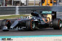 Motor Racing – Formula One World Championship – Malaysian Grand Prix – Race Day – Sepang, Malaysia