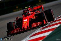 Ferrari make their biggest step backwards of 2020 so far in Sochi
