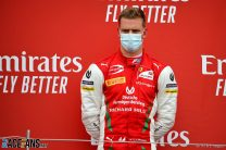 Mick Schumacher aiming to reclaim father's winning record from Hamilton