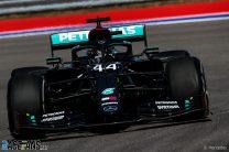 Hamilton beats Verstappen to pole after Q2 drama – but faces investigation
