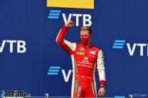 Mick Schumacher's Sochi win confirmed as rivals drop protest plans