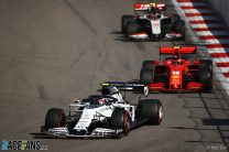 """""""Slower"""" Ferrari only beat us because of Q3 tyre rule – Tost"""