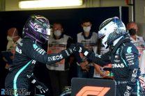 Lewis Hamilton, Valtteri Bottas, Mercedes, Sochi Autodrom, 2020