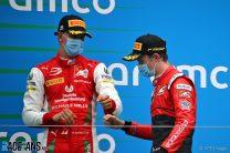Alfa Romeo test for Ilott points towards Haas F1 debut for Schumacher