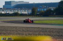 Robert Shwartzman, Ferrari, Fiorano, 2020