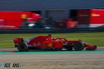 Callum Ilott, Ferrari, Fiorano, 2020