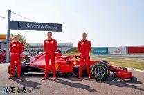 Callum Ilott, Mick Schumacher, Robert Shwartzman, Ferrari, Fiorano, 2020