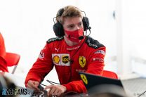 Shwartzman and Fuoco to drive for Ferrari at Abu Dhabi test
