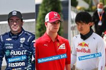 F1 driver market 2021: Three in, three out?