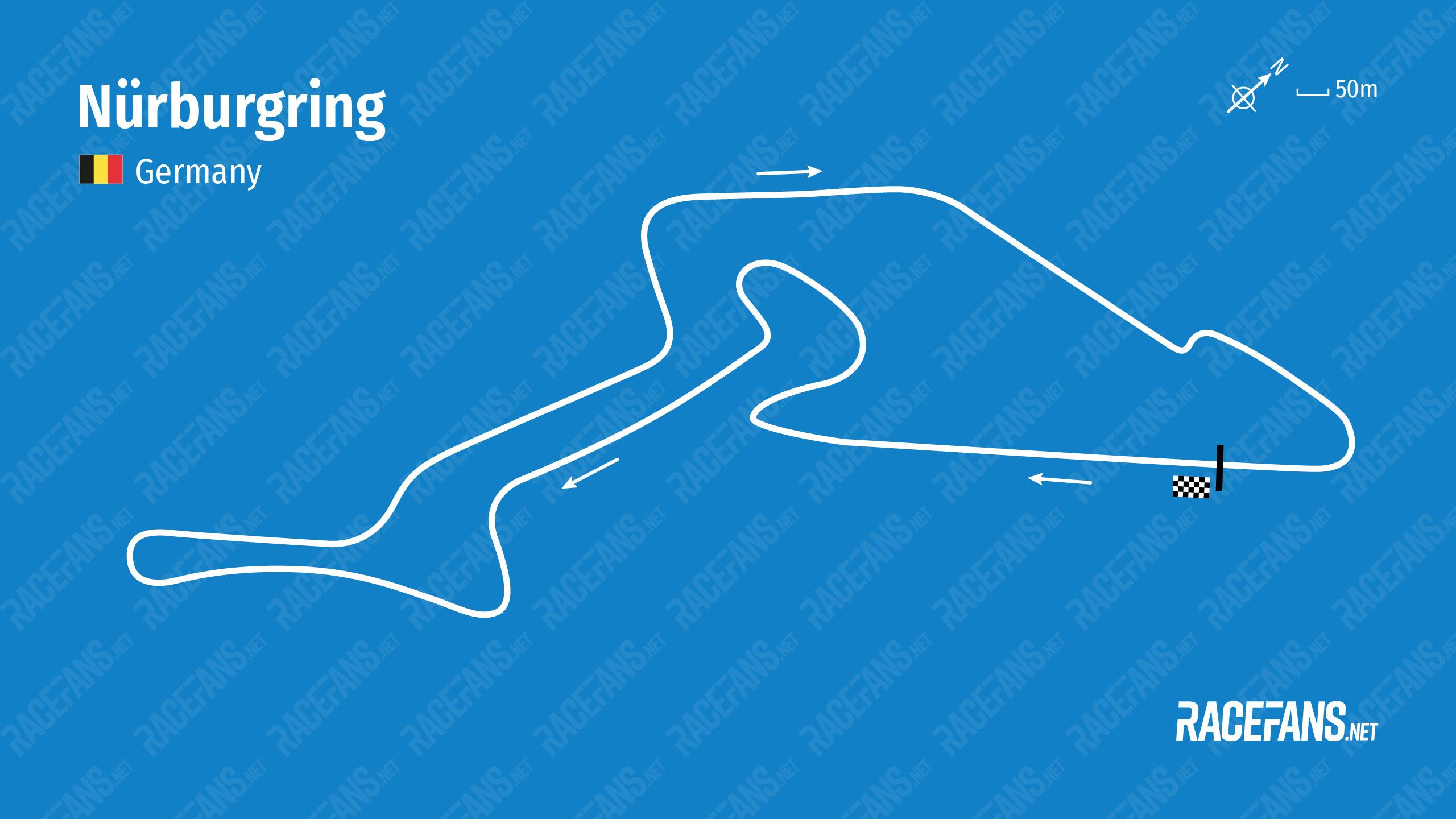 Nurburgring (new), 2002-present