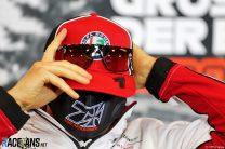 Kimi Raikkonen, Alfa Romeo, Nurburgring, 2020