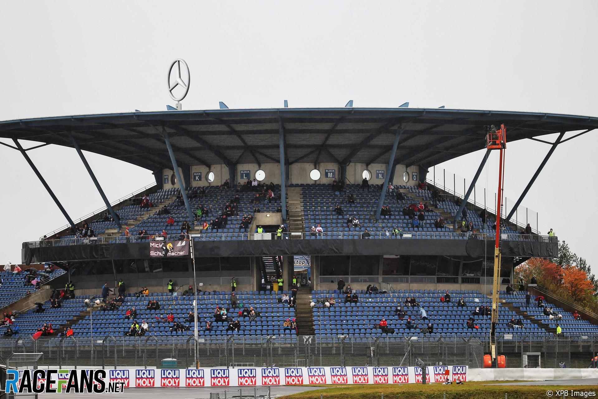 Fans, Nurburgring, 2020