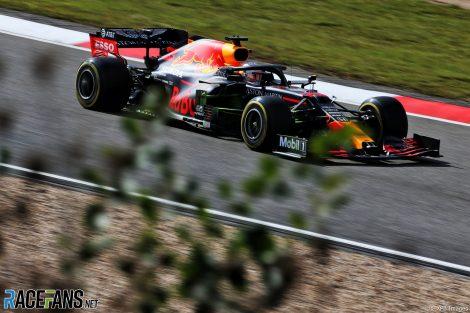 Max Verstappen, Red Bull, Nurburgring, 2020