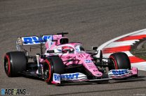 Sergio Perez, Racing Point, Nurburgring, 2020
