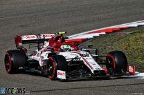 Antonio Giovinazzi, Alfa Romeo, Nurburgring, 2020