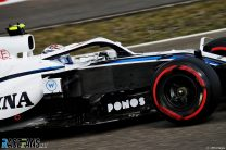 Nicholas Latifi, Williams, Nurburgring, 2020