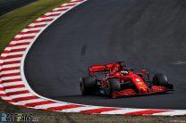 Sebastian Vettel, Ferrari, Nurburgring, 2020