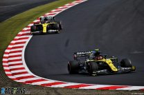 Esteban Ocon, Renault, Nurburgring, 2020