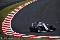 George Russell, Williams, Nurburgring, 2020