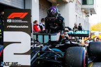 Lewis Hamilton, Mercedes, Nurburgring, 2020