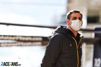 Cyril Abiteboul, Renault, Nurburgring, 2020