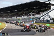 Start, Nurburgring, 2020