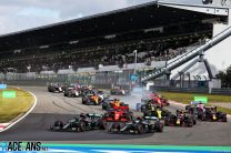 Hamilton equals Schumacher's 91 wins record with Nurburgring triumph