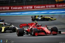 Leclerc sees 'quite a few positives' in Ferrari's Nurburgring weekend