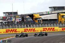 Lewis Hamilton, Valtteri Bottas, Mercedes, Nurburgring, 2020
