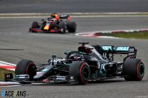 """Mercedes relied on DAS """"more than ever"""" at cold Nurburgring"""