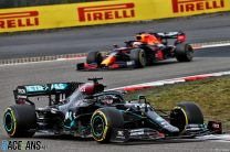 Mercedes say 'quali mode' ban has brought Red Bull closer to them