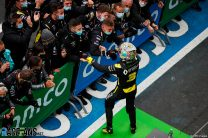 """Renault vindicated by podium finish after """"very painful"""" 2019"""