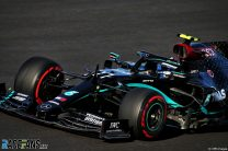 Bottas completes practice sweep as Verstappen closes on Mercedes